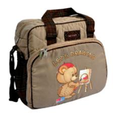 BABY SCOTS Tas Perlengkapan Bayi Print Kombinasi - Diapers Bag ISEDB010