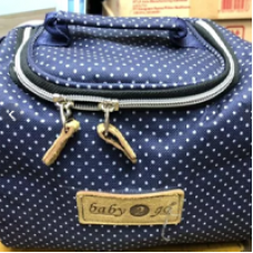 Cooler Bag Baby 2 Go Polkadot Series B2T3108