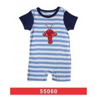 Baju Lengan Pendek STRIPE - 55060