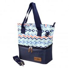 Cooler & Thermal Bag Zigzag Series - B2T3116