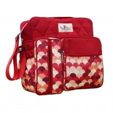 BABY SCOTS Tas Medium Perlengkapan Bayi Baby Family 2 - DIapers Bag BFT2201