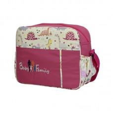 Tas Medium Perlengkapan Bayi Baby Family 6 - Diapers Bag BFT6201