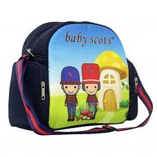 BABY SCOTS Tas Perlengkapan bayi Tas Medium Print - Diapers Bag BST2201