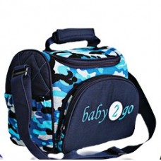 Coller Bag Baby 2 Go Army - Biru B2T3101