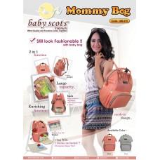 BABY SCOTS Tas Perelengkapan Bayi MOMMY BAG PLATINUM - DIapers Bag MB075