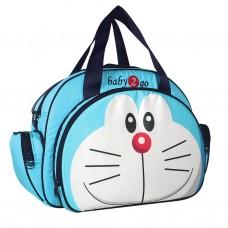 BABY SCOTS Tas Besar Perlengkapan Bayi Doraemon - Diapers Bag B2T4302