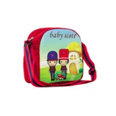 BABY SCOTS Tas Kecil Perlengkapan Bayi Scots Print - Diaper Bag BST2101