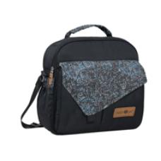 Baby 2 Go Medium Bag Solid Black - B2T1207