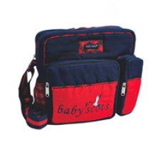 Baby Scots Embroidery Medium Bag ISMB015