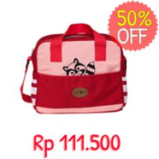 Medium Bag 2 GO Racoon Series - B2T1205
