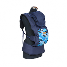 Baby 2 Go Carrier M-Shape Army Series B2G1112