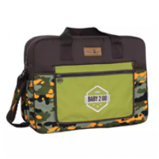 Baby 2 Go Diapers Bag 2 Go Army Reborn B2T1306